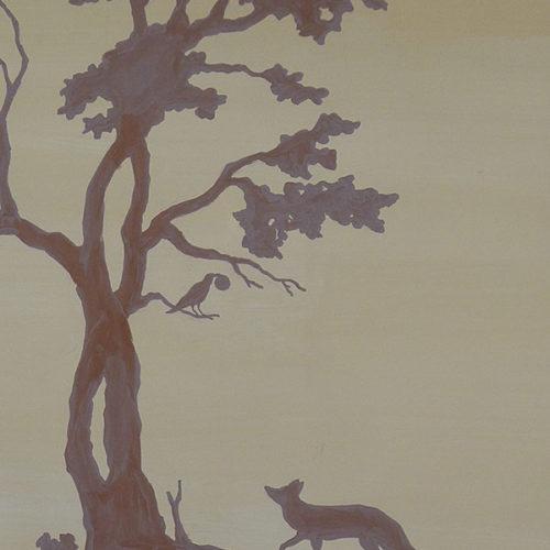 Chantier Atelier de Peinture Naturelle 02