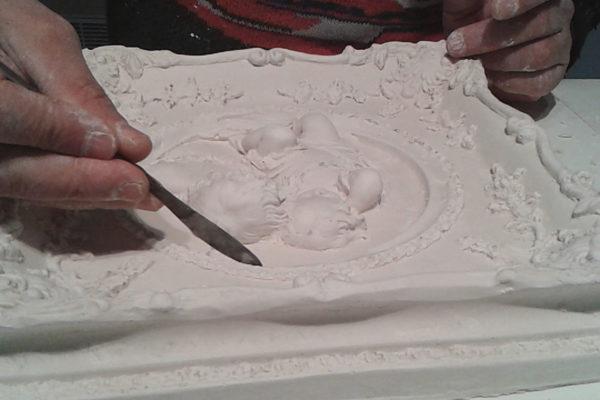Formation Moulage Atelier de Peintures Naturelles 02