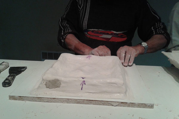 Formation Moulage Atelier de Peintures Naturelles 08