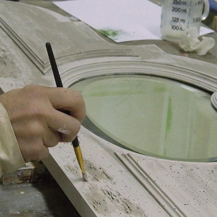 Formation Professionnelle Patines Matières 100% Naturelles par Atelier de Peintures Naturelles 28