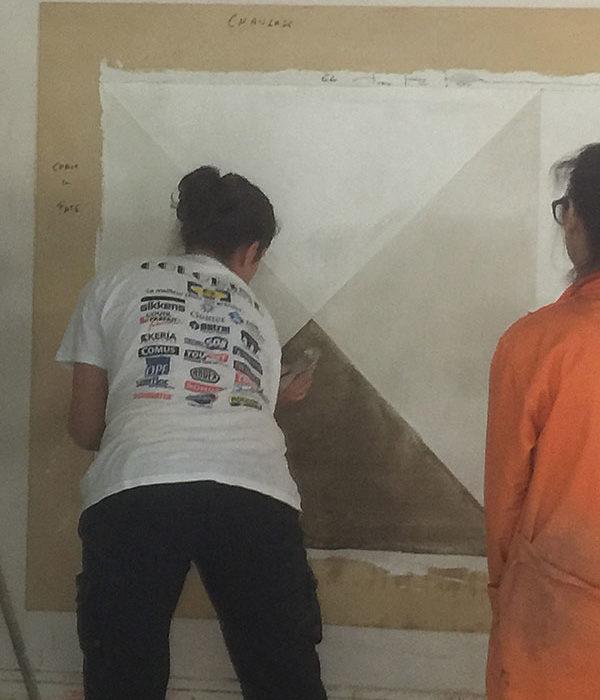 Formation Professionnelle Peinture Murale par Atelier de Peintures Naturelles 05