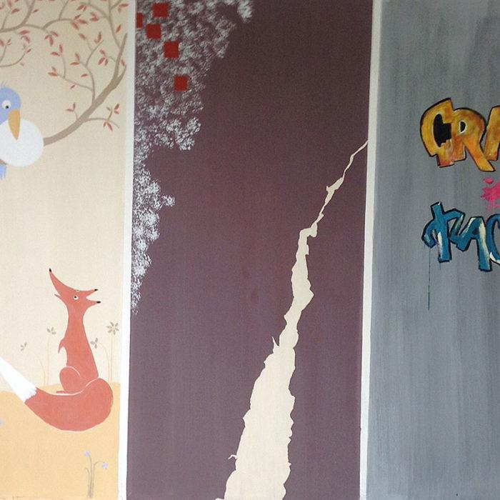 Formation Professionnelle Peinture Murale par Atelier de Peintures Naturelles 09