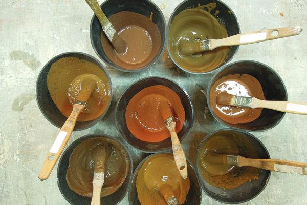 Formation Professionnelle Peinture Murale par Atelier de Peintures Naturelles 13