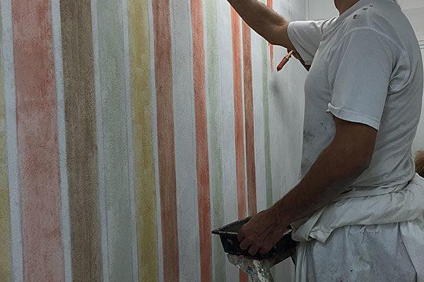 Formation Professionnelle Peinture Murale par Atelier de Peintures Naturelles 15