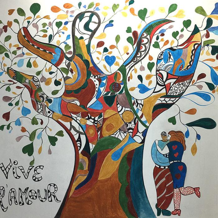 Formation Professionnelle Peinture Murale par Atelier de Peintures Naturelles 18