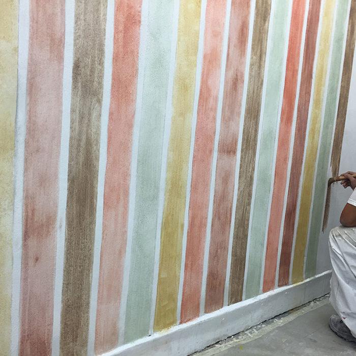 Formation Professionnelle Peinture Murale par Atelier de Peintures Naturelles 20