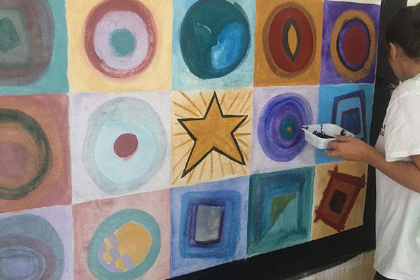Formation Professionnelle Peinture Murale par Atelier de Peintures Naturelles 21