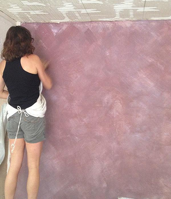 Formation Professionnelle Peinture Murale par Atelier de Peintures Naturelles 22