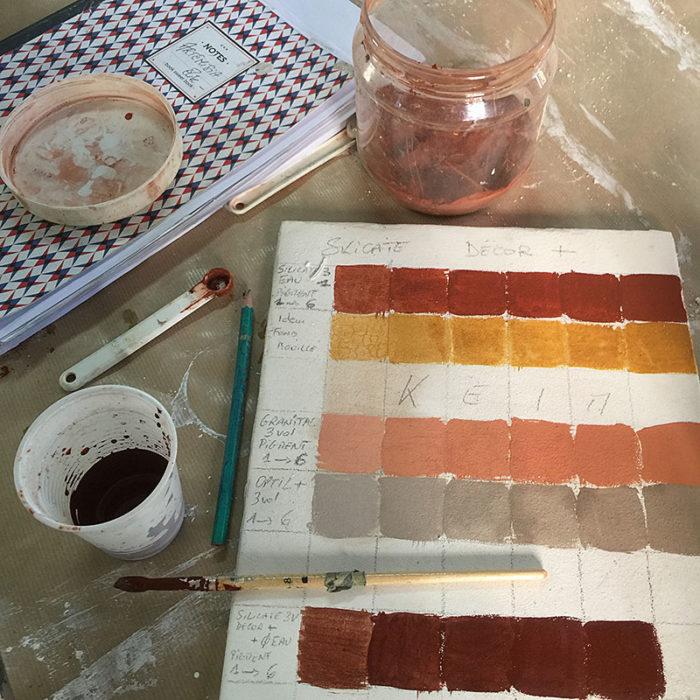 Formation Professionnelle Peinture Murale par Atelier de Peintures Naturelles 26