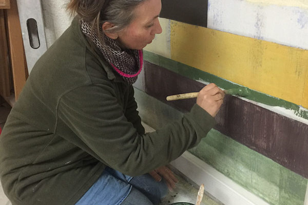 Formation Professionnelle Peinture Murale par Atelier de Peintures Naturelles 32