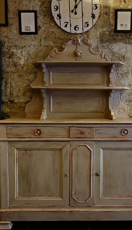 meubles peints peinture naturelle. Black Bedroom Furniture Sets. Home Design Ideas