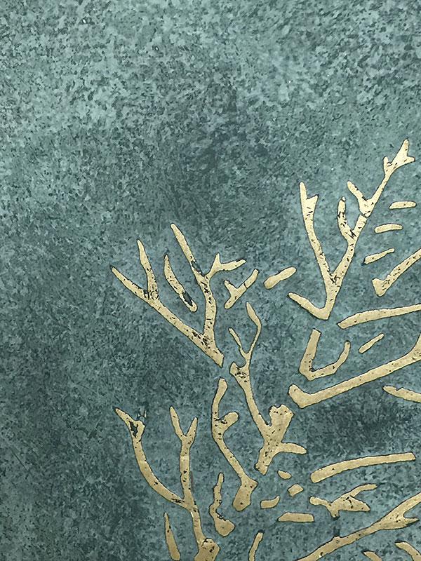 Patines Matieres par Atelier de Peinture Naturelle 21