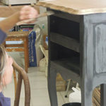 Stage de Patine sur Meubles Atelier de Peintures Naturelles 19